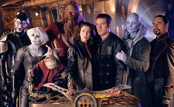 La serie de ciencia ficción 'Farscape' es la más votada de Australia