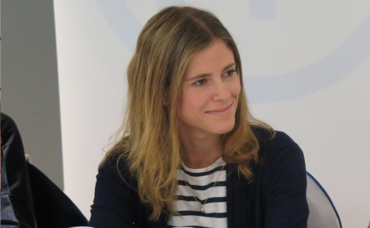 Beatriz Fanjul podría convertirse, con 27 años, en la líder del PP vasco y encargada de cerrar la alianza con Ciudadanos y VOX