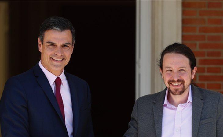 Pedro Sánchez nunca quiso a Podemos en el Consejo de Ministros y el rechazo de agosto le ha permitido culpar a los morados de la repetición electoral