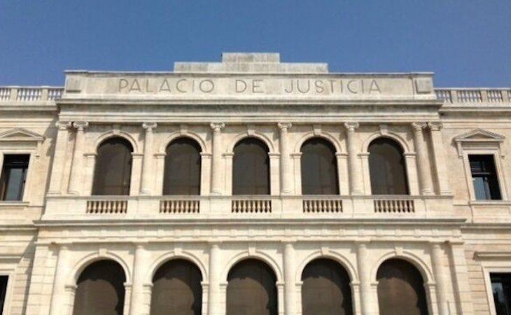 Sede del Tribunal Superior de Justicia de Castilla y León
