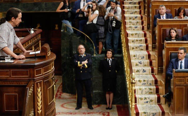 Pablo Iglesias seguirá defendiendo su Gobierno de coalición ante un Sánchez que no valorará ninguna propuesta que se salga fuera de su pacto programático