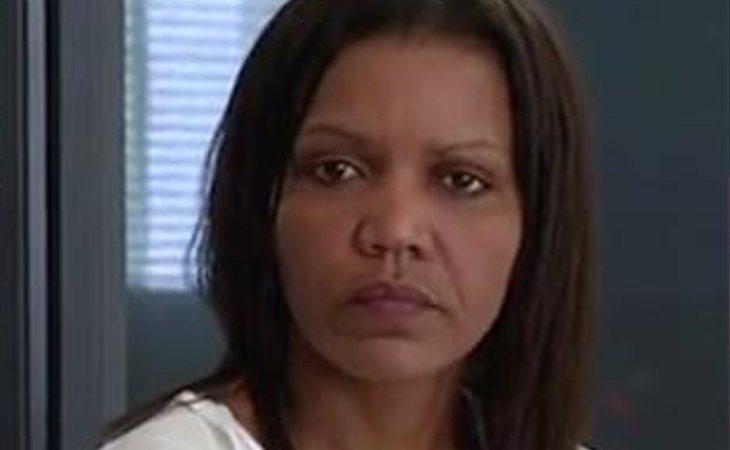 Ana Julia durante el juicio por el asesinato de Gabriel Cruz