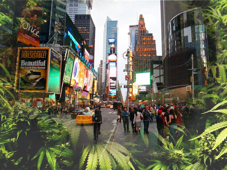 El mapa de la marihuana: Nueva York es la ciudad que más consume y Tokyo la más cara