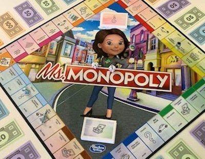 En el nuevo Monopoly las mujeres ganan más que los hombres