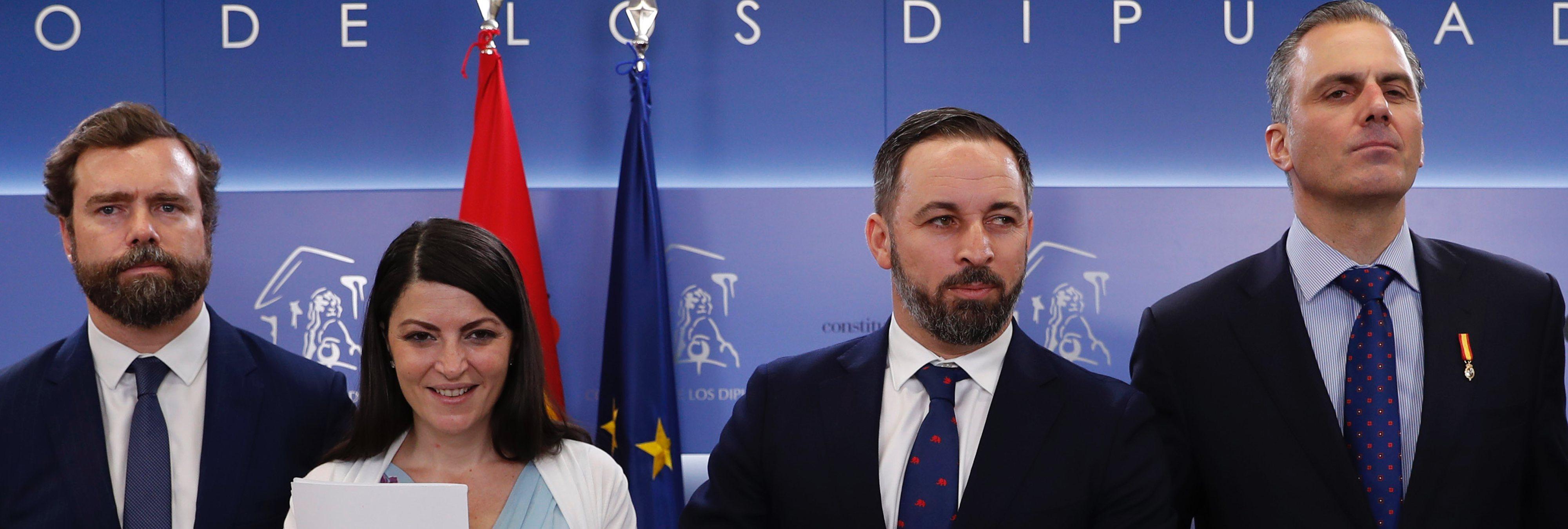 """VOX pide crear un muro """"impenetrable"""" en Ceuta y Melilla"""