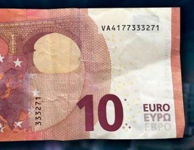 Este billete de 10 euros vale 6.000 y cómo puedes identificarlo