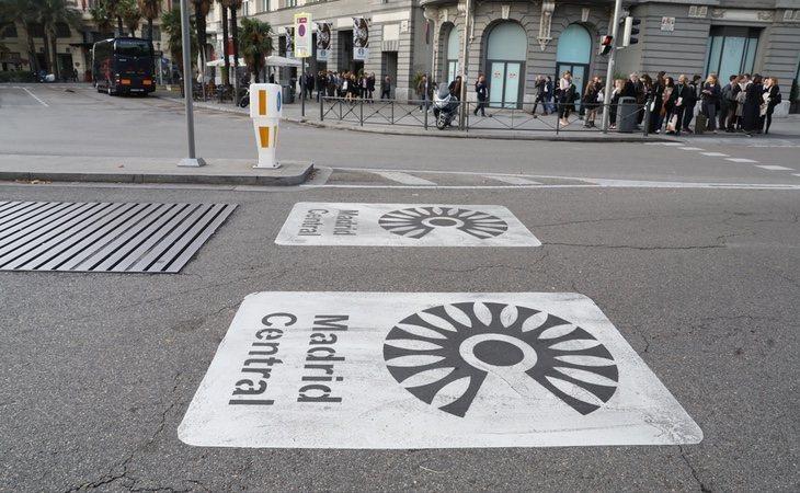 En Madrid Central se reduce un 32% el dióxido de nitrógeno