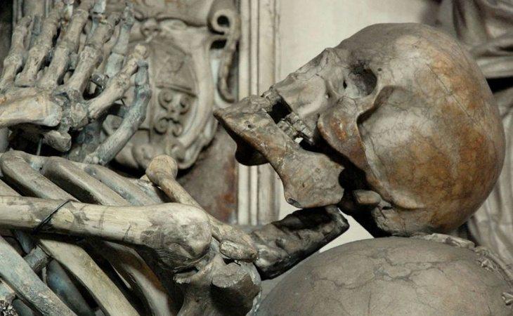 Gracias a las proteínas del esmalte dental se pudo descubrir el sexo de ambas personas