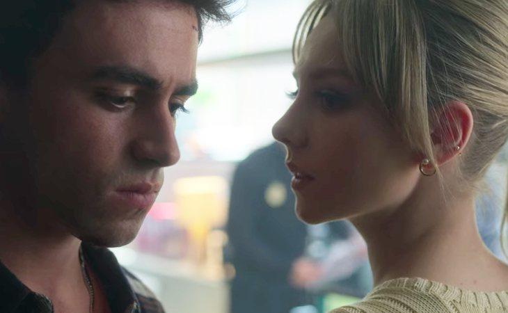 Carla y Samuel han acabado enamorándose en 'Élite'