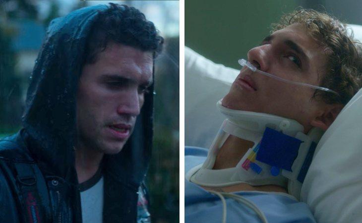 Nano y Christian podrían regresar en la tercera temporada de 'Élite'