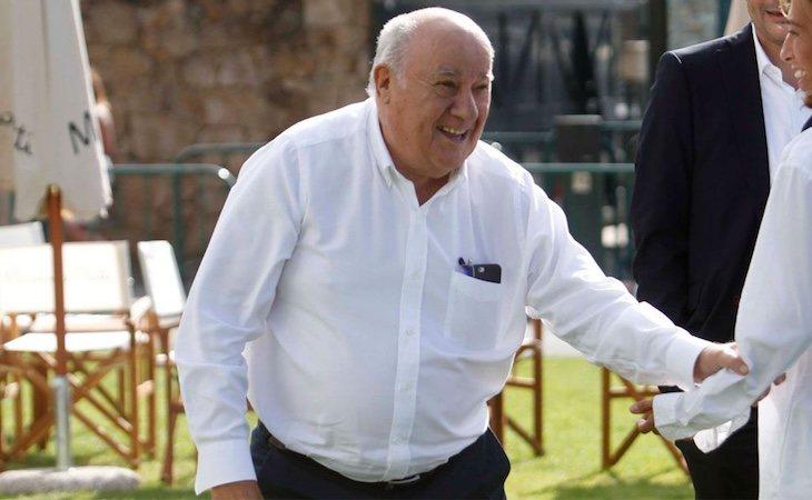 Amancio Ortega donará 90 millones de euros para construir siete residencias