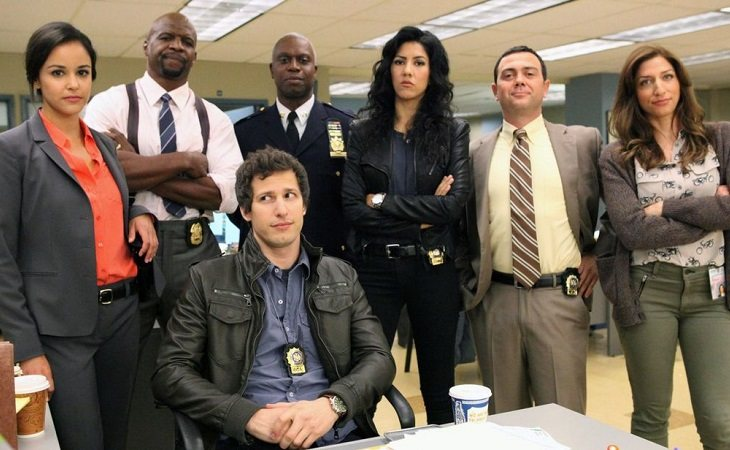 Elenco de 'Brooklyn Nine-Nine'