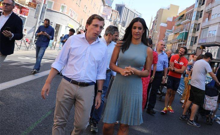 Almeida ha apostado por peatonalizar calles de la periferia de Madrid varios meses después de intentar la derogación de Madrid Central