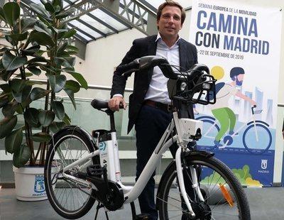 "Martínez-Almeida da un giro de 180 grados: ""Vamos a peatonalizar la periferia de Madrid"""