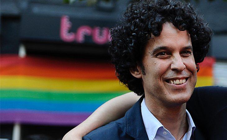 Pedro Zerolo, incansable activista del colectivo LGTBI
