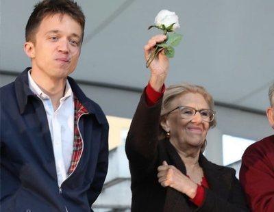 Errejón presiona a Carmena para que lidere su lista en las próximas elecciones generales
