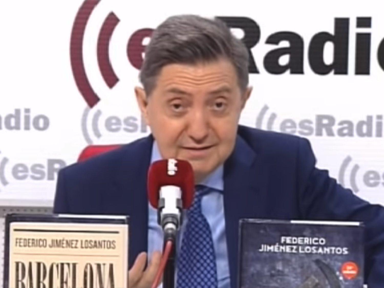 """Losantos estalla contra un dirigente del PP: """"Inútil, mendrugo, chulo, larva, fracasado"""""""
