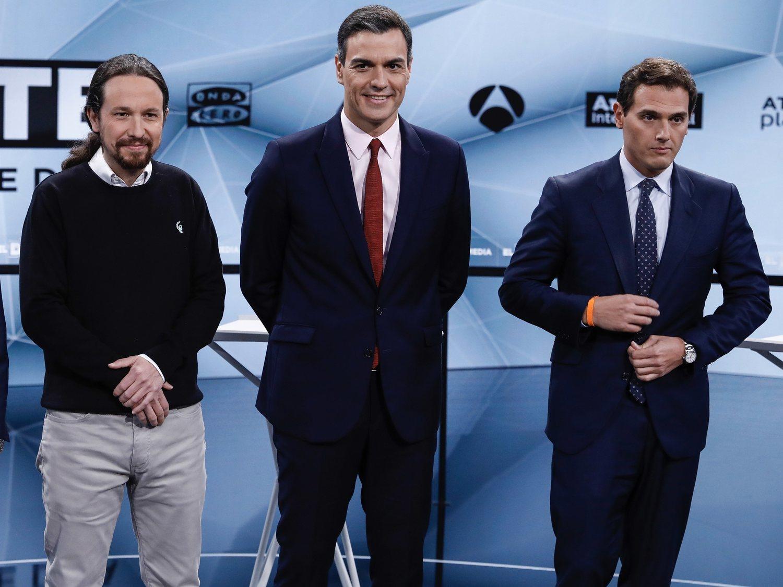 Podemos cree que Rivera conspira con el Ibex para convertirse en vicepresidente de Sánchez