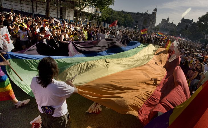 Manifestación del Orgullo LGTBI de Madrid