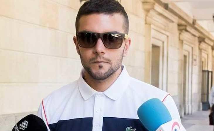Ángel Bouza uno de los condenados por el robo de las gafas