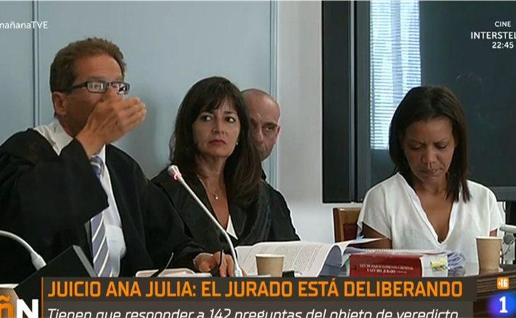 Ana Julia cumplirá su condena por el asesinato de Gabriel Cruz