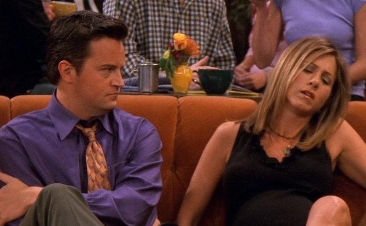 El sarcasmo, el mejor arma de Chandler en 'Friends'