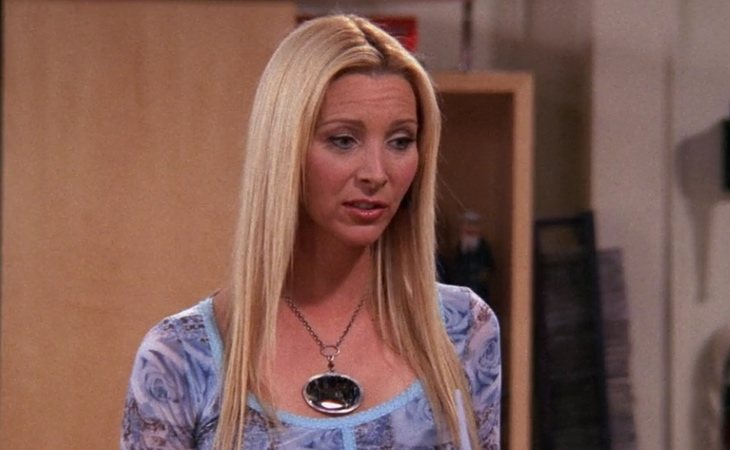 Phoebe Buffay en 'Friends'