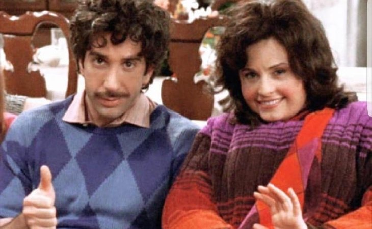 El pasado de Ross y Monica en 'Friends'