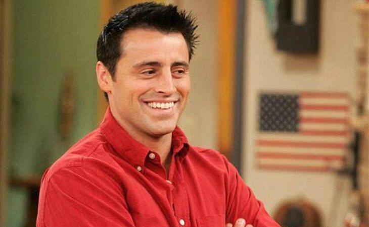Joey, el gran conquistador en 'Friends'