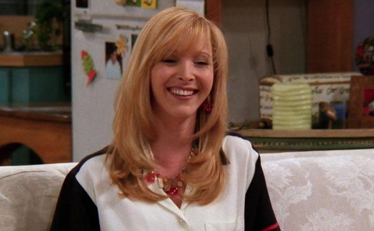 Phoebe Buffay, la más alocada de 'Friends'