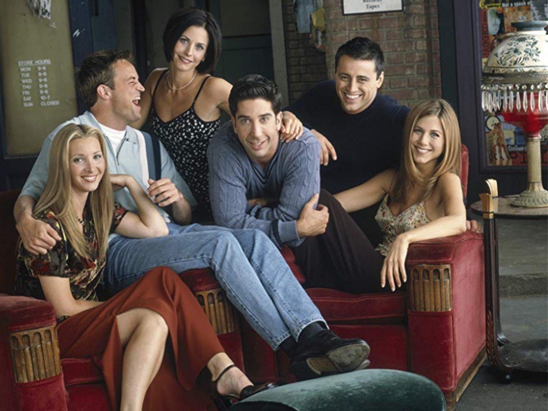 Las 25 mejores frases de 'Friends'