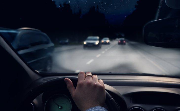 Kevin condujo su vehículo en dirección contraria durante varios kilómetros