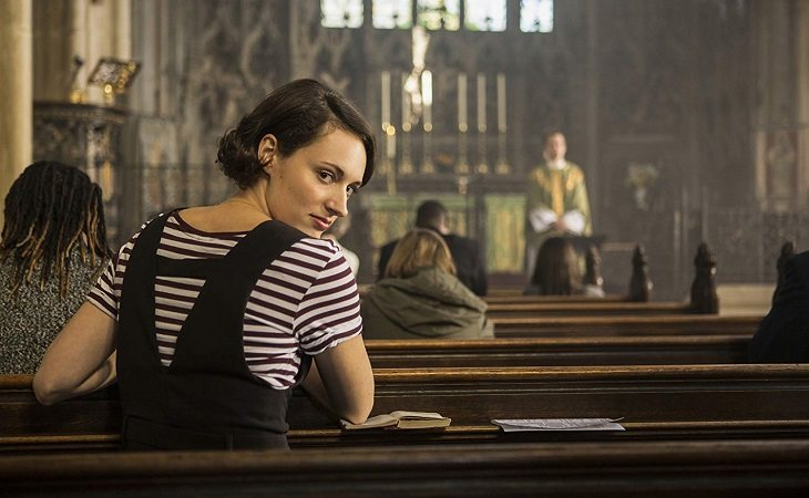 Phoebe Waller-Bridge en 'Fleabag'