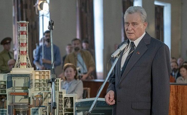 Fotograma de 'Chernobyl'