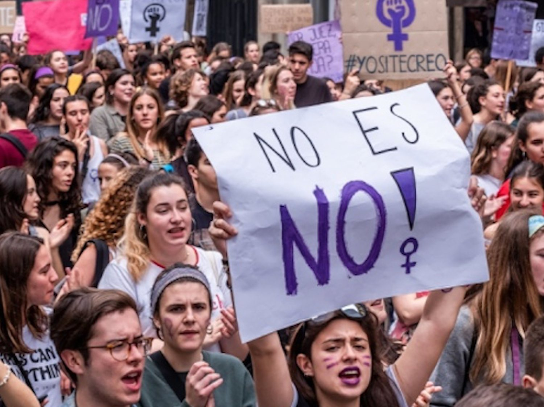 Las violaciones no cesan: aumentan un 20,1% los menores condenados por delitos sexuales