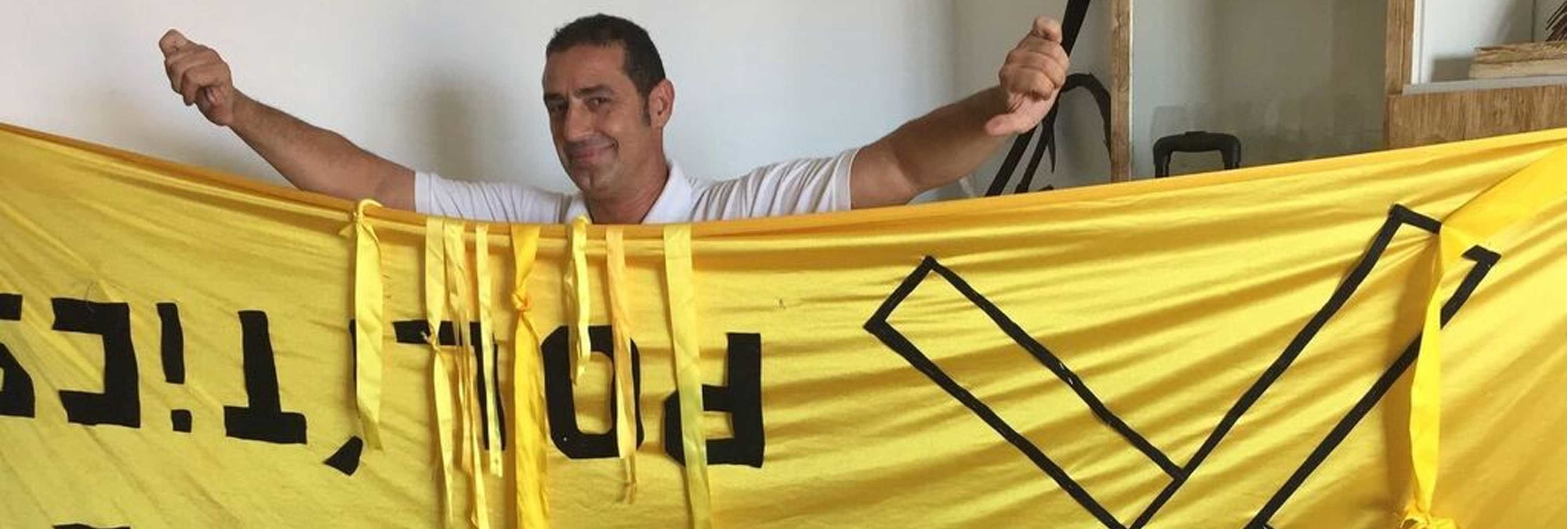 Amenazan de muerte a Juan Ribas, el hombre que puso el himno de España la Diada