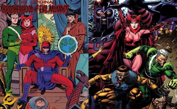 La Hermandad de Mutantes Diabólicos