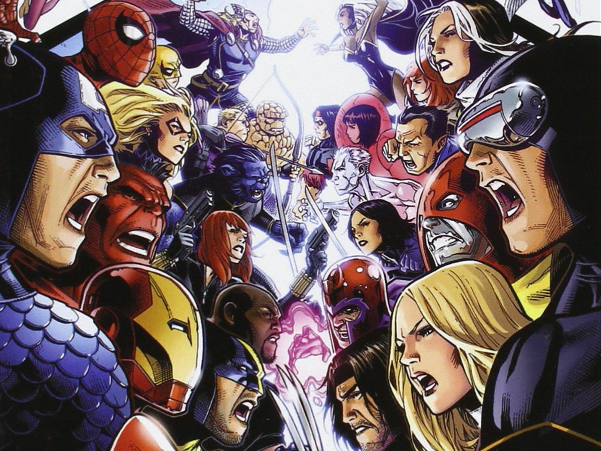 7 formas de introducir a los X-Men en el Universo Cinematográfico Marvel