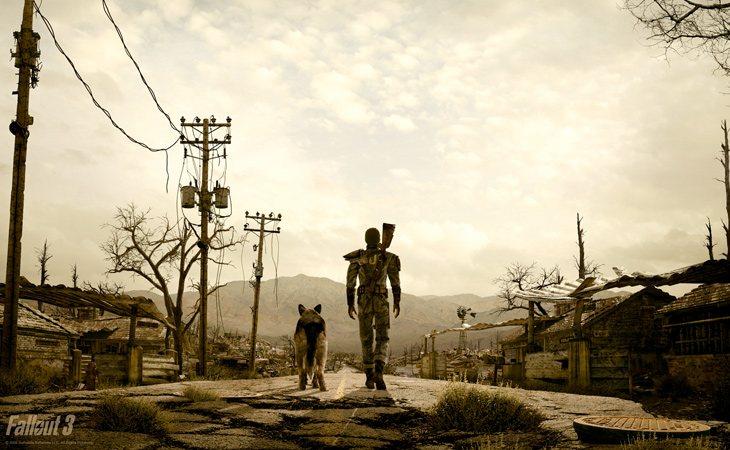 Una película de 'Fallout' mostraría un agobiante y siniestro mundo postapocalíptico