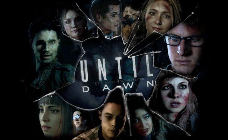 'Until Dawn' es un juego perfecto para adaptarse en la típica película de terror adolescente