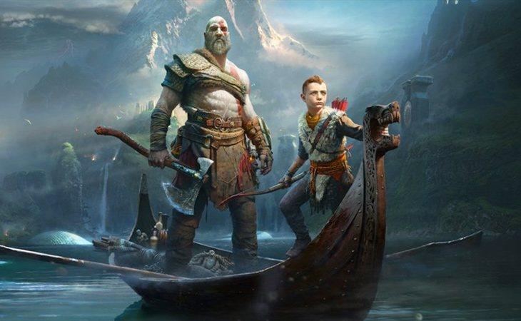 Las aventuras de padre e hijo en 'God of War' serían perfectas para el cine