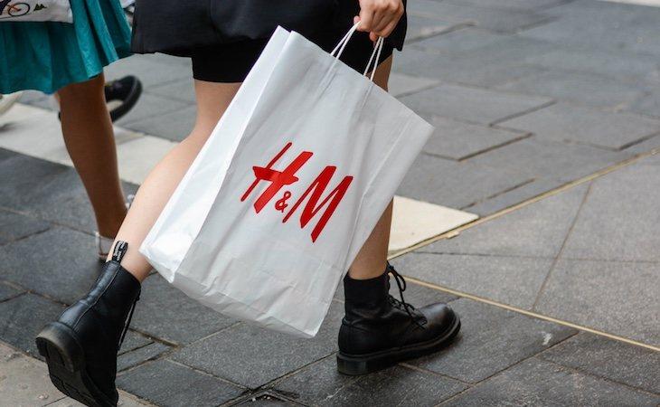 H&M experimenta un retroceso en España