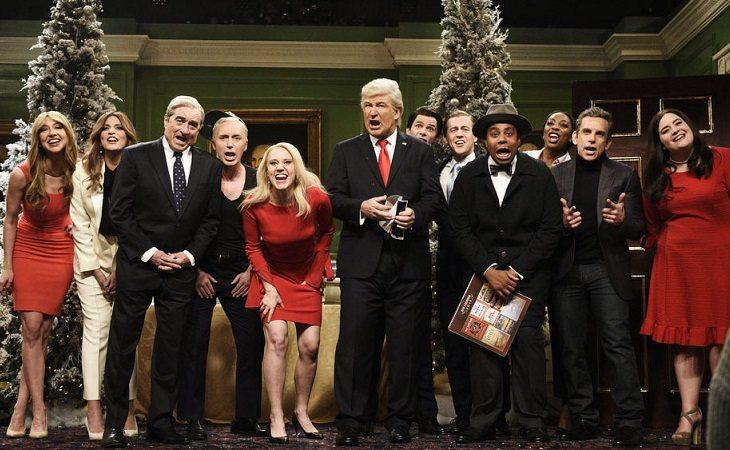 Equipo de 'Saturday Night Live'