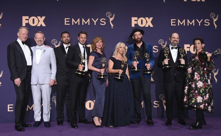 'Chernobyl' se lleva 10 Emmys
