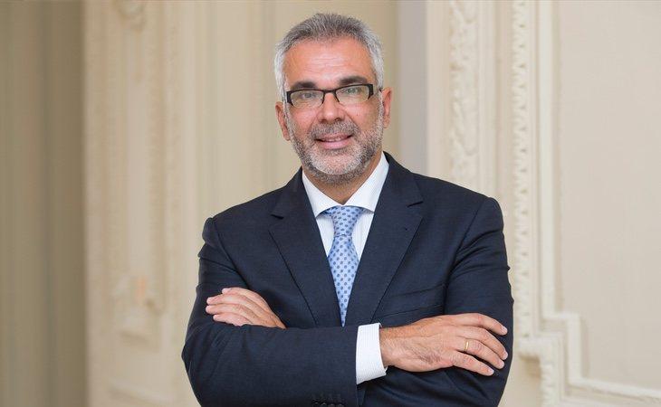 Carlos Izquierdo es otro de los miembros apartados en la nueva etapa