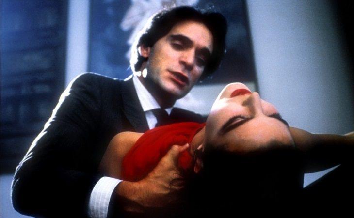 Nacho Martínez y Eva Cobo en 'Matador'