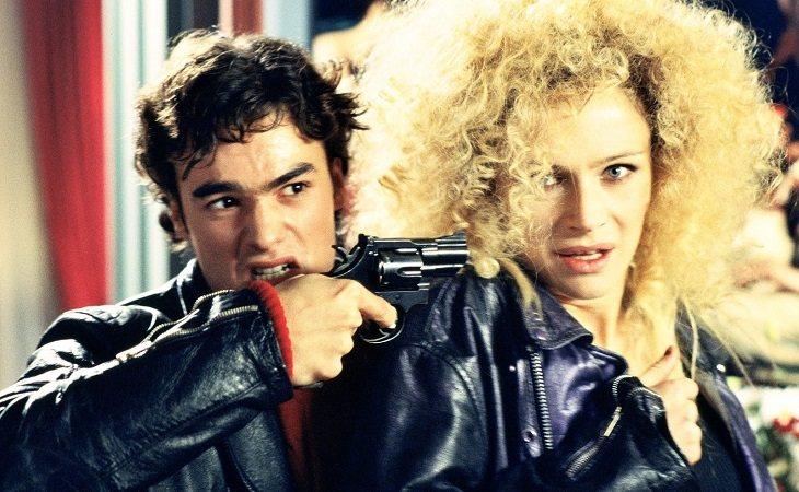 Liberto Rabal y Francesca Neri en 'Carne trémula'