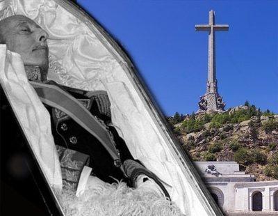 El Gobierno planea exhumar a Franco en la madrugada del 6 al 7 de octubre