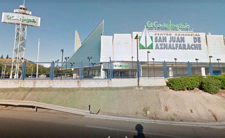 El Corte Inglés de San Juan de Aznalfarache es el más amplio de toda la cartera