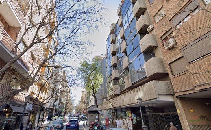 El Corte Inglés quiere vender uno de los dos edificios situados en la madrileña calle Hermosilla